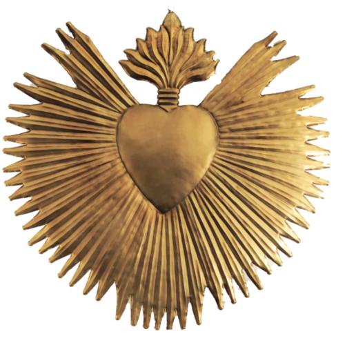 Coeur impérial or