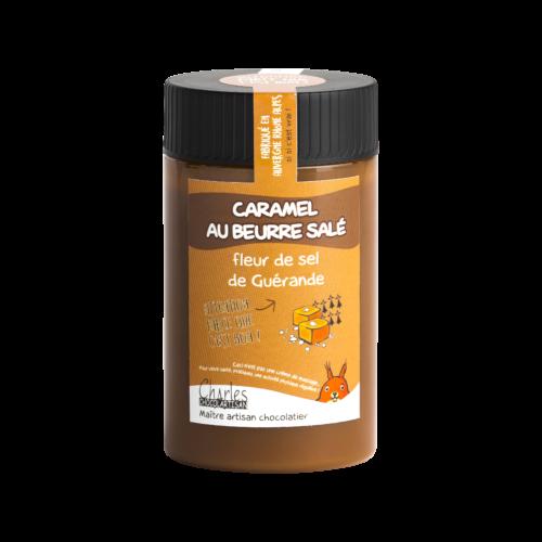 Pot de Caramel au beurre salé de 280 g